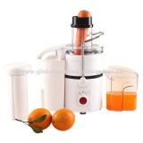 Commercial Juice Extractor, White, Stainless Steel Lever, 75mm Feed Tube, CE/CB/GS/EMC, 1 Speed