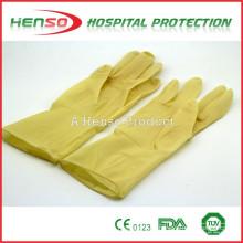 HENSO Latex Chirurgische Handschuhe