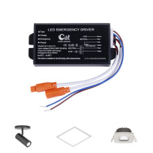 LED Emergency Power Kit with Battery
