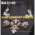 Nuevo collar de la piedra preciosa del estilo