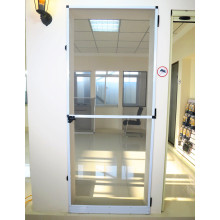 Supply for Frame Screen Window Hinged frame door with anti mosquito net screen export to United Kingdom Exporter