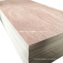 Heißer Verkaufs-kommerzielles Sperrholz mit hohem Grad preiswertesten Pirce