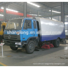 for Sale 4X2 Road Sweeping Truck with 5000L Garbage Tank