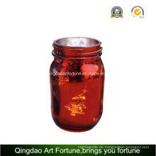Ball Mason Jar für Weihnachten Kerze Dekor