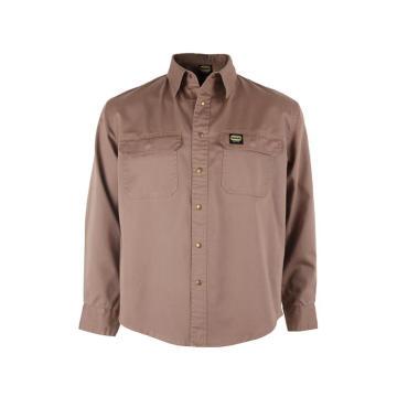 Chemises ignifuges à manches longues pour hommes