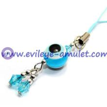 Turkish Evil Eye Mobile Phone Chain Mobile Pendant