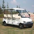 CE aprueba el coche turístico de ciudad eléctrico de 8 plazas (DN-8)