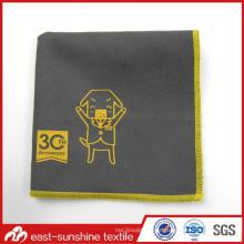 Microfiber Tratamiento especial de plata de pulido paño de limpieza de joyería paño
