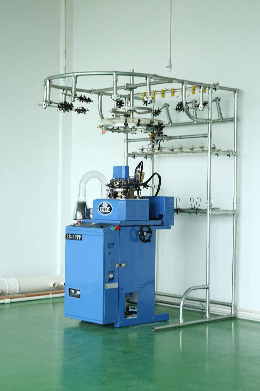 hosiery knitting machine