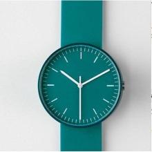 Quarz minimalistische Männer Armbanduhr