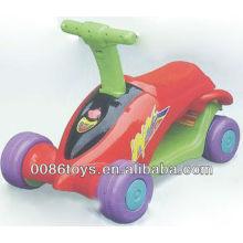 Passeio de brinquedo no carro