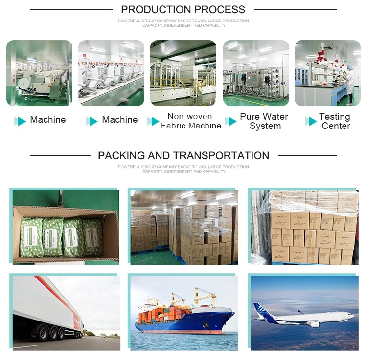 wet wipes production process