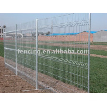 galvanized temporary wire mesh fence