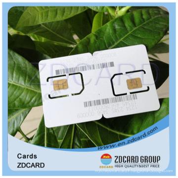 Carte à puce processeur / Carte PVC Carte plastique