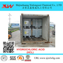 2018 Jual Hot Hydrochloric Acid