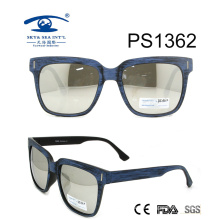 2017 Super Quality Hot Sell Plastic Sunglasses (PS1362)