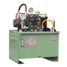 Systèmes hydrauliques de machines à découper