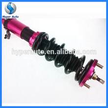 Nettoyage complet des coilovers