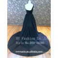 Special Designer Sparkly Long Sequins Prom Dresses Black Elegant Women Party Gown