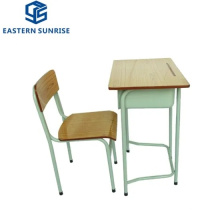 Metal Desk and Chair for School Students Kids