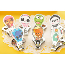 Creative Promotional Gifts Multi-Function Keychain Nail Clipper Beer Bootle Opener