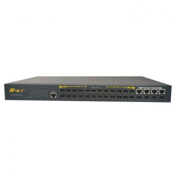 L2 + 24 SFP-portar TP Gigabit Managed Switch