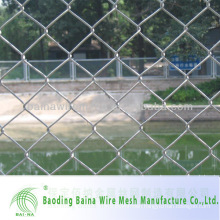 9Gauge Galvanized Chain Link Fence Supplier