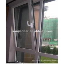 Kippen und Drehen von Fensterbeschlägen