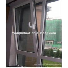 inclinar y girar el herraje de la ventana roto