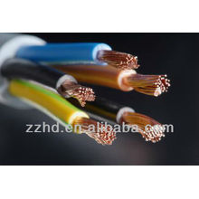 Cable RVv MYYM alambre H05VV - F alambre