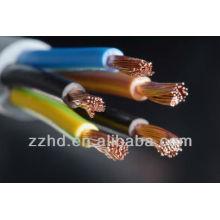 Рвв провода MYYM провода использовать шнуры h05vv - F провода