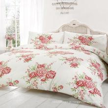 Conjuntos bonitos da folha de cama / fundamento com alta qualidade