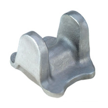 Peça do forjamento do aço carbono com zinco chapeado / OEM (DR189)
