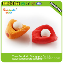 Baseball Shaped Eraser.Promotion Gift Stationery