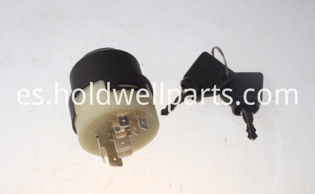 Ignition Switch 1532371C2 9 pin for Light Equipment