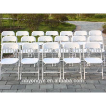 wedding plastic folding chair