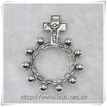 Keychain Manufacturer Religious Key Holder for Catholic Distributors (IO-ap237)