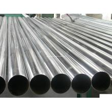 Tubos de condensador de titanio de alta calidad