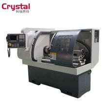De boa qualidade Torno novo do CNC com máquina CK6432A do torno do CNC do controle de Fanuc