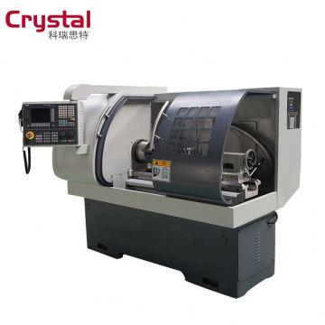 Gute Qualität Neue CNC Drehmaschine mit Fanuc Control CNC Drehmaschine CK6432A