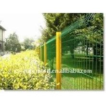 Grillage métallique de clôture