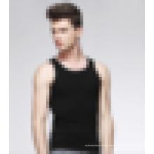Hombres sin costuras Sportwear Camiseta Bodybuilding Tank Tops