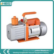 3/4 HP 8.0 CFM Bomba de vacío profunda de paleta rotativa Herramientas HVAC para refrigerante AC R410A