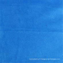 68% Acrylique 32% Tissu en laine de polyester pour vêtement