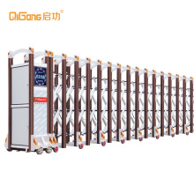 Gate Automatic Retractable Gate for Government Official Certification