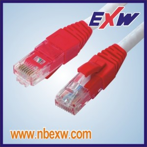Short Cat6 Patch Cable