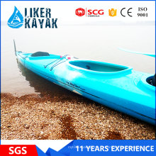 LLDPE Kayak s'asseoir dans la mer Fabriqué en Chine Kayak