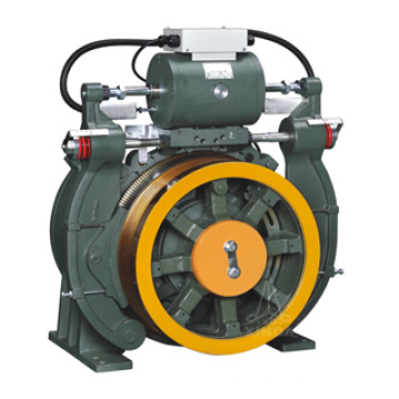 Permanent-Magnet Synchronous Gearless Machine for Elevators (Single Wrap Series)