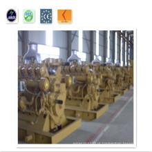 Grupo de gerador 230V / 400V do gás da cama de carvão 120kw com o motor CUMMINS
