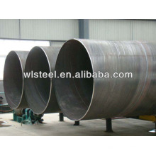 api 5l x70 saw weld steel pipe, spiral weld steel pipe